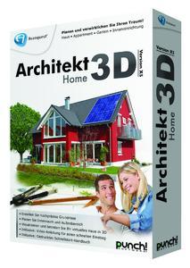Prima für Hausbauer: Architekt 3D X5 Home