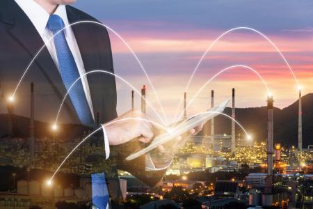 in-GmbH zeigte IoT-Plattform sphinx open online für Energiemanagement und Co. auf der HANNOVER MESSE