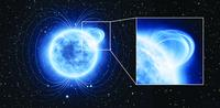 Mysterious magnetar boasts one of strongest magnetic fields in Universe