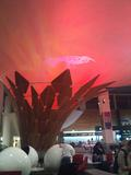 Martin Exterior 410(TM)  Brings Pou Manawa Tree to Life at Auckland International Airport