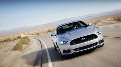 "Neuer Ford Mustang debütiert im Hollywood-Spielfilm ""Need for Speed"""