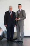 The MAPAL senior management: Dr. Dieter Kress (president) and Dr. Jochen Kress