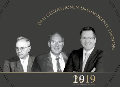 100 Jahre Findling Wälzlager: Nach einem Jahrhundert ist die Innovationskraft des in dritter Generation inhabergeführten Unternehmens so stark wie nie