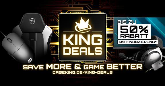 Caseking King Deals 2019