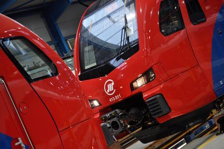 Züge von Stadler Rail