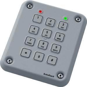 Touch Sensitive Keypads use Revolutionary ActiveTouch Technology