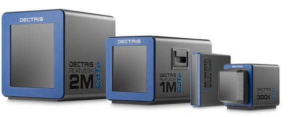 DECTRIS Ltd. introduces the PILATUS3 CdTe detector series for high-energy diffraction and imaging applications