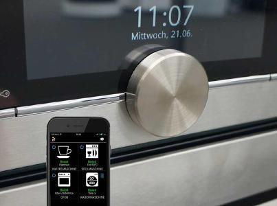 Bosch Kühlschrank Home Connect : Bosch & siemens hausgeräte ziehen bei ihaus ein ihaus ag