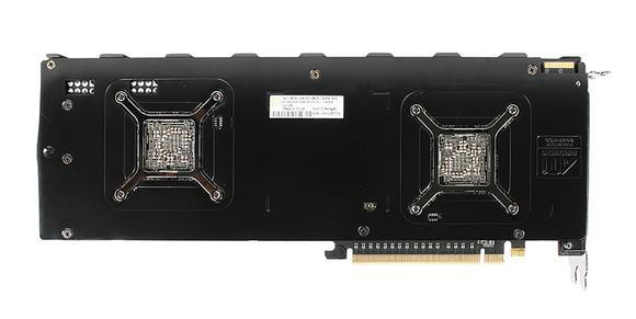XFX RADEON HD 5970 Black Edition, 4096MB DDR5, Mini DP (3)