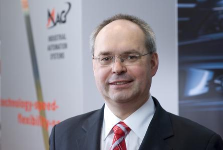 Prof. Dr.-Ing. Fleischer, Chairman MAG Europe