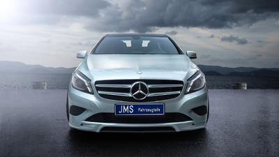JMS Styling news A-Klasse ohne AMG
