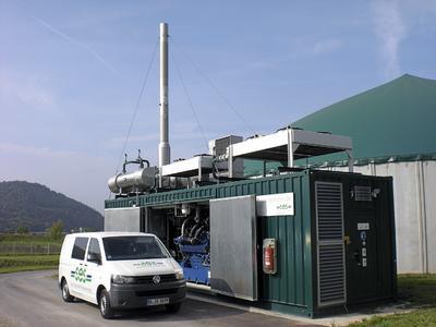 Ein guter Service ist für einen wirtschaftlichen Betrieb hocheffizienter BHKW-Anlagen besonders wichtig (Quelle: SES Energiesysteme GmbH)