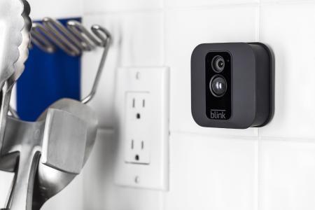 Auch in Räumen mit erhöhter Feuchtigkeit ist die Blink XT sinnvoll – zum Beispiel in der Küche
