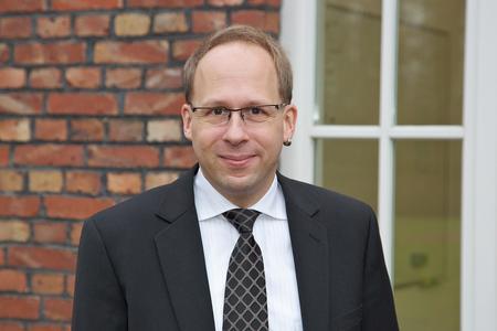 Leiter der Software-Entwicklung Lars Zimmermann