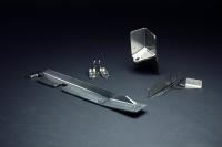 Titan Teile simuliert mit VERICUT