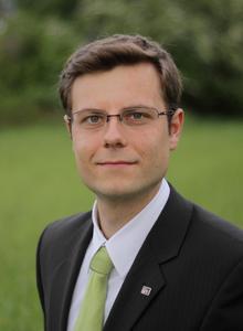 Tobias Schröter / Foto: © TU Ilmenau