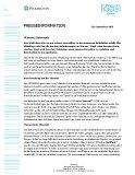 Pressemitteilung Nr. 42 Pilkington Deutschland AG 28.09.2021