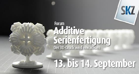 Forum: Additive Serienfertigung