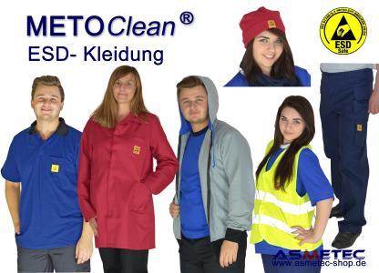 METOCLEAN ESD Kleidung der Serie KK