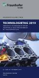 Fraunhofer Vision Technologietag 2019
