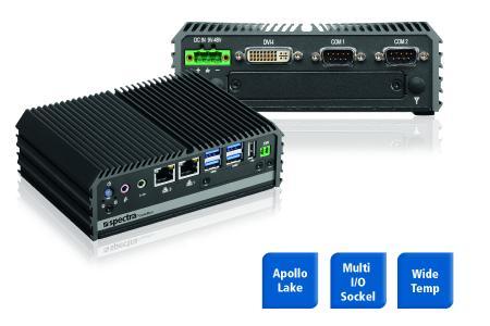 Spectra PowerBox110 Mini PC Apollo Lake