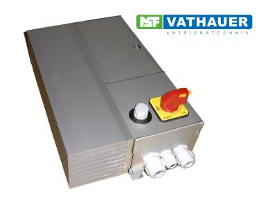 Der VECTOR 54 - 3-phasig von MSF-Vathauer Antriebstechnik überzeugt auf ganzer Linie.