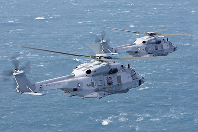 Eurocopter's naval helicopter product line to be spotlighted at the 2010 Euronaval exhibition and conference