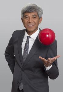 Sebastien Sisombat, Executive Vice President COMPAREX Asia