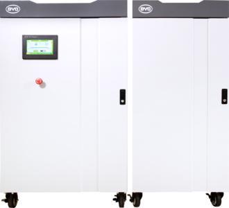10kWh Stromspeicher der Firma fenecon aus Deggendorf/Niederbayern