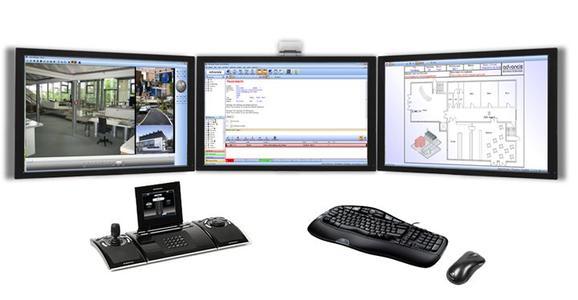 WinGuard Command Control Center