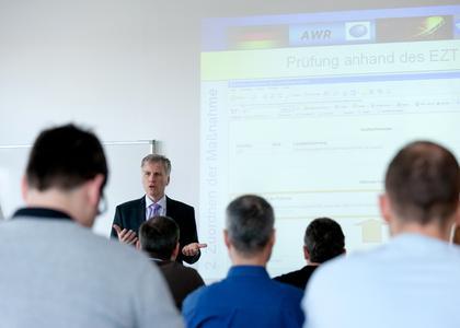 Zoll-Experte bei den BVL Seminaren