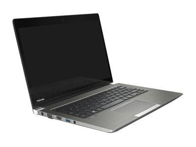 Toshiba Satellite Z30t-A-127 Ultrabook™ mit Touch-Display und zehn Stunden Akkulaufzeit