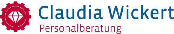 Logo CLAUDIA WICKERT Personalberatung