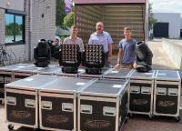 EQS Pro-Rent of Belgium Stocks Elation Artiste DaVinci™ and ACL 360 Matrix
