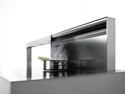 Ausgeklügelte Technik für den Phoenix HOT: Das Material kann individuell auf Kundenwünsche angepasst werden, und der Dunstabzug wurde entsprechend der Luftströmung optimiert