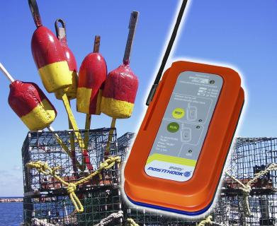 Reliable Buoy Position Tracking with German easyPOS'N'HOOK - fishermens new tool