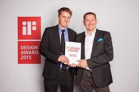 Atlas Copco LT Stampfer gewinnt renommierten iF Design Award