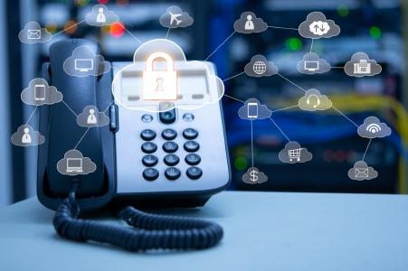 IP Telefonie im Homeoffice im Einsatz (Foto: Shutterstock)