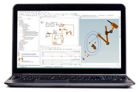 new SimulationX library planar linkages, © ITI GmbH 2015