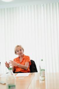 Corona habe uns alle digitaler, virtueller und kollaborativer gemacht, stellt Petra Westphal, Produktgruppenleiterin bei der Messe München, fest.
