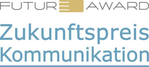 Logo Future Award (Zukunftspreis Kommunikation)
