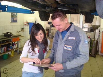 Kfz. Meisterbetrieb Auto Winter Inh. Holger Winter aus Dresden setzt auf IROsoft - Cleantech