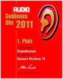 10 Preise gingen an Nubert als erfolgreichsten Lautsprecherhersteller
