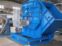 Karl Klein erweitert mit der Übernahme der BlueVent Thüringen GmbH seinen Produkt- und Kompetenzbereich auf leistungsstarke Großventilatoren für den Maschinen- und Anlagenbau, Bild: Karl Klein