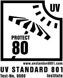 Mit dem UV STANDARD 801 Label ausgezeichneten Textilien geben dem Verbraucher Sicherheit über den Schutz der Produkte / © Hohenstein Group