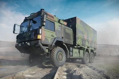 Rheinmetall to supply Bundeswehr with additional logistic vehicles