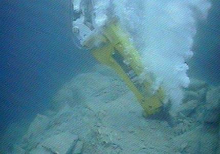 HB 4100 under water
