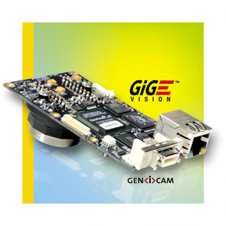 Board-level GigE Vision CCD-Cameras for machine-vision - Prosilica GB series