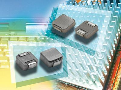 Vishay's low-profile and high-current Dale IHLP 1616 power inductors saving space and power now available from TTI, Inc.