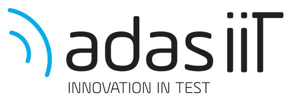 ADAS iiT - Innovation in Test